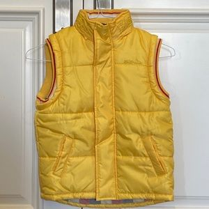 Ben Sherman - Puffer Vest with Flannel Lining